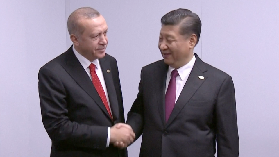Erdogan's party rejected a bill to investigate the Uighur human rights atrocities