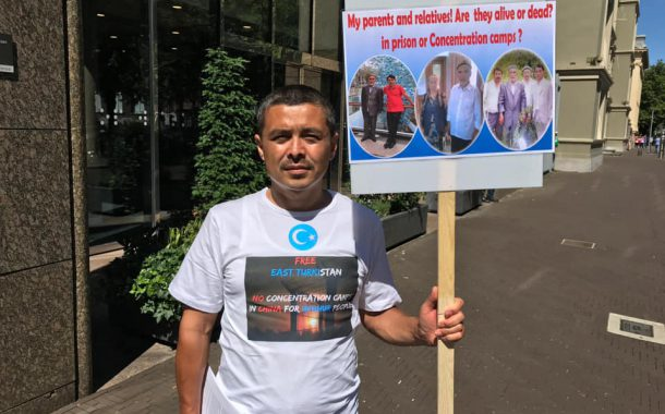 An Uighur Man's Letter to the King of Netherlands