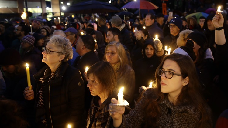 Uighur Agency: Our deepest sympathies go out to the 11 victims of the Pittsburgh synagogue shooting
