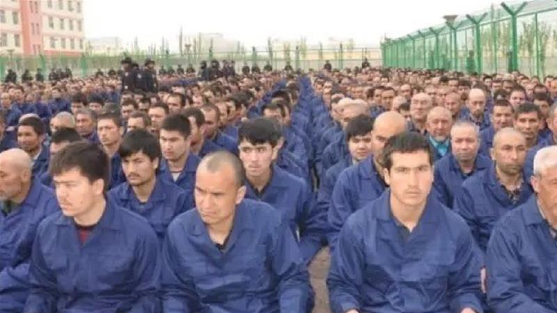 Translation of a testimony from a Uyghur