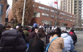 Chinese Consulate in Toronto Allegedly Coordinated with Chinese Students to Disrupt Uighur Activist's Speech