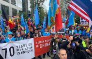 Worldwide Protests of Uyghurs on the 70th Anniversary of Communist China: 70 Years of Oppression and Humiliation for Uyghurs