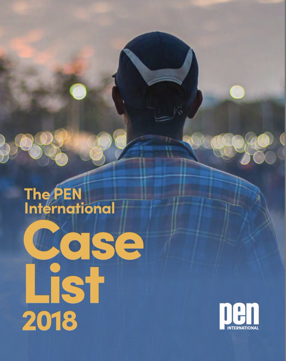 The PEN International included 11 Uighur intellectuals in its Case List 2018
