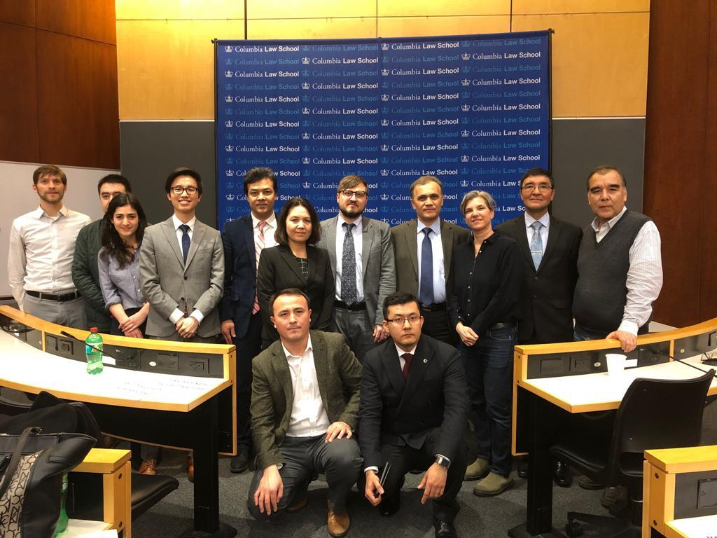 Columbia Law School: Mass Internment of Uyghurs and other Muslim Populations in China