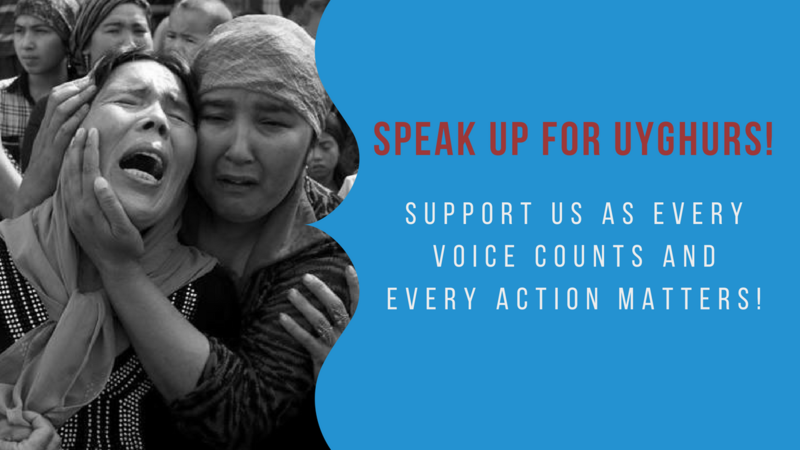 Uighur Human Rights Activists are Continuing their Activism Work Despite Chinese Government's Efforts to Silence them