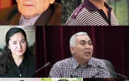List of Uyghur intellectuals imprisoned in China from 2016 to the present